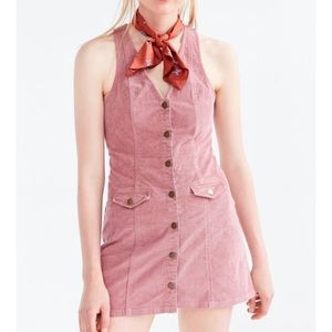 Cooperative Dresses - Urban Outfitters Cooperative Corduroy Mini Dress